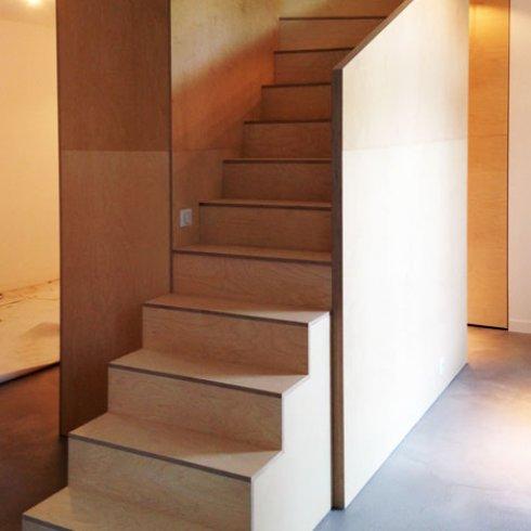 Agencements intérieurs G. | Escalier