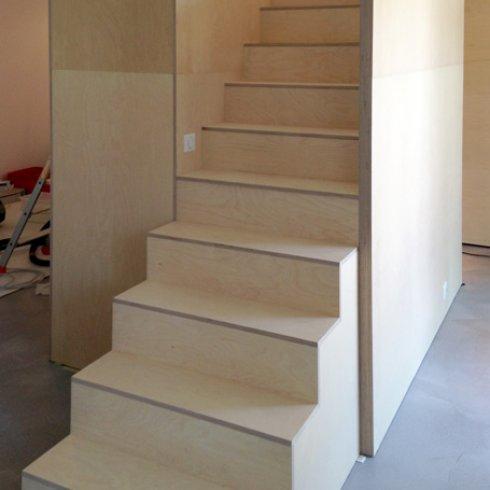 Parquets | Escaliers